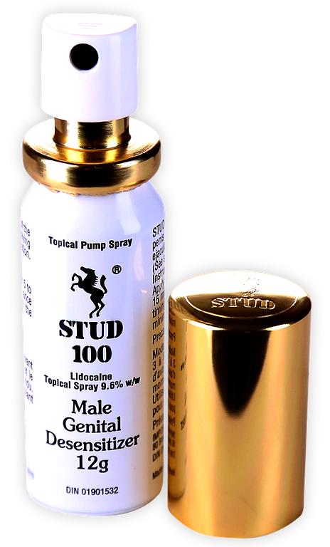 Stud 100 Desensitizing Spray -  Topicals - Spot of Delight