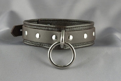 Spot of Delight Chocolate Cumfy Collar -  Collars - Spot of Delight
