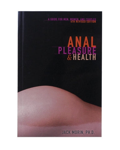 Jack Morin Anal Pleasure & Health -  Books - Spot of Delight