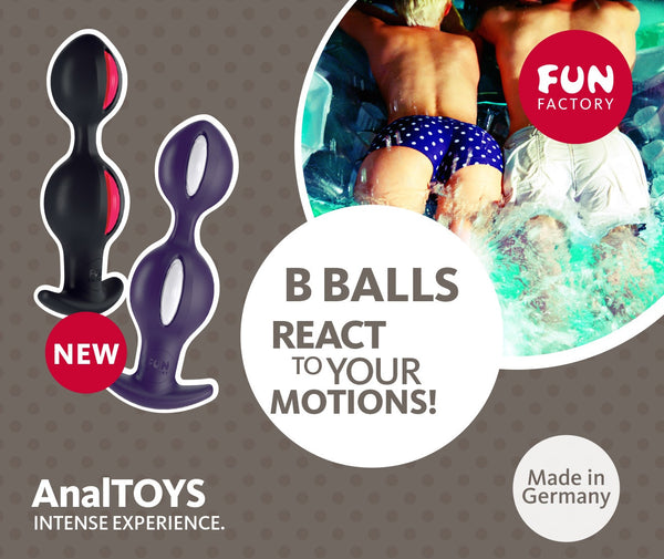 Fun Factory B Balls -  Plugs - Spot of Delight - 5