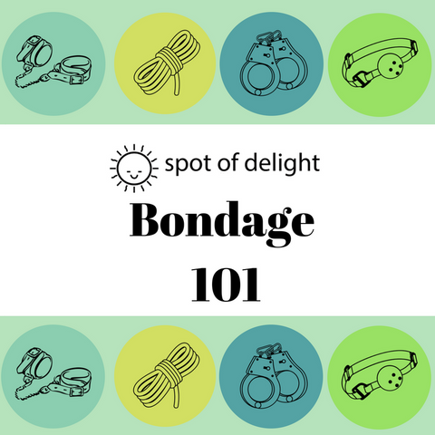 (SOLD OUT) Bondage 101 (February 17)