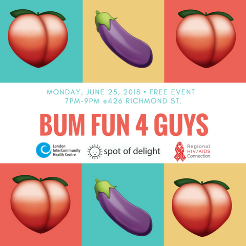 Bum Fun 4 Guys - June 25