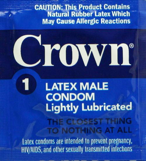 Okamoto Crown Skinless - 1 Condoms - Spot of Delight - 2