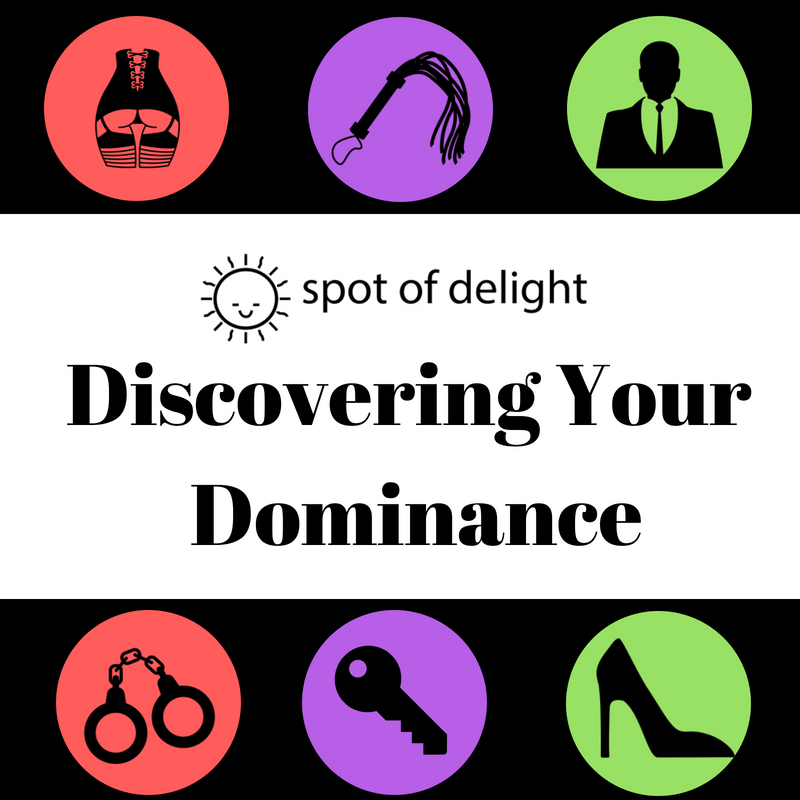 Discovering Your Dominance - Oct 11