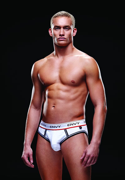 Low Rise Bare Back Brief