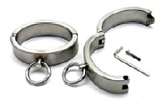 E.D. Heavy Duty Wrist Oval -  Wrist Cuffs - Spot of Delight