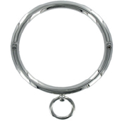 E.D. Round Bar Collar -  Collars - Spot of Delight