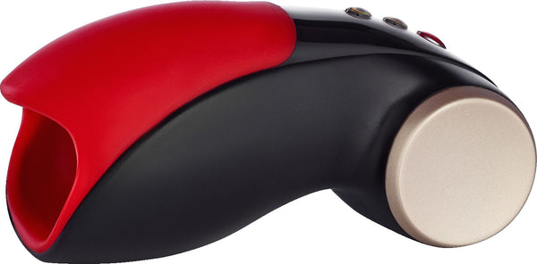 Fun Factory Cobra Libre 2 - Red Male Strokers - Spot of Delight - 1
