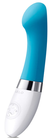 LELO Gigi 2 - Turquoise Internal Vibrators - Spot of Delight - 1