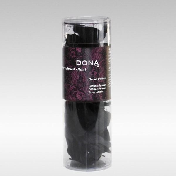 System Jo Rose Petals - Black Couples Toys - Spot of Delight - 2