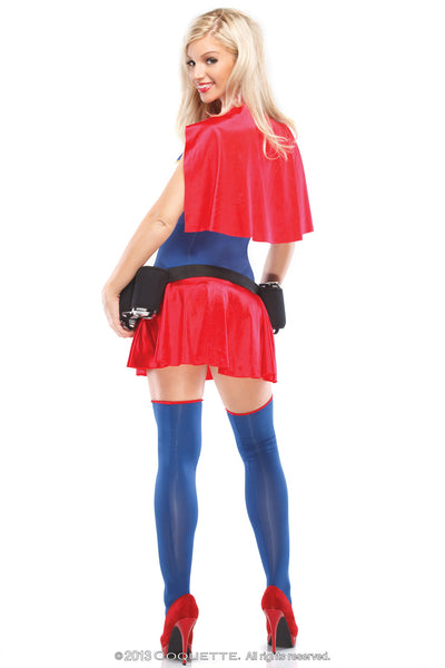 Coquette Refreshinator Costume -  Halloween - Spot of Delight - 2