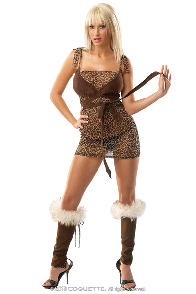 Coquette Naughty Neanderthal -  Halloween - Spot of Delight - 5