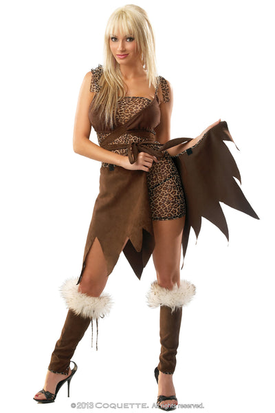 Coquette Naughty Neanderthal -  Halloween - Spot of Delight - 4