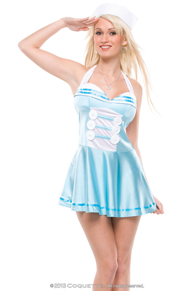 Coquette Saucy Sailor -  Halloween - Spot of Delight - 1