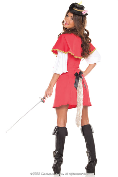 Coquette Musketeer Puss In Boots -  Halloween - Spot of Delight - 2