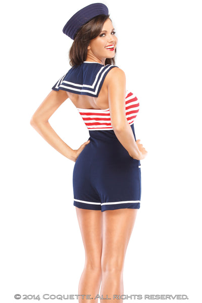 Coquette Pin Up Sailor -  Halloween - Spot of Delight - 2