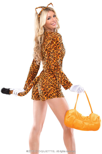 Coquette Cheeky Cheetah -  Halloween - Spot of Delight - 2