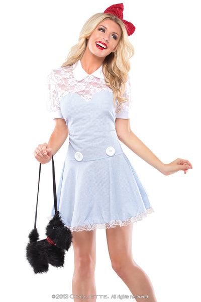 Coquette Sweet Dorothy -  Halloween - Spot of Delight - 3