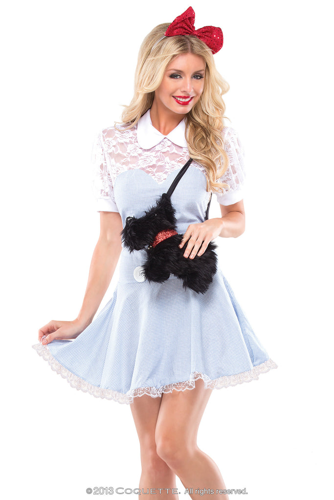 Coquette Sweet Dorothy -  Halloween - Spot of Delight - 1