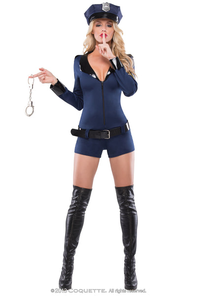 Coquette Cop Cutie -  Halloween - Spot of Delight - 2