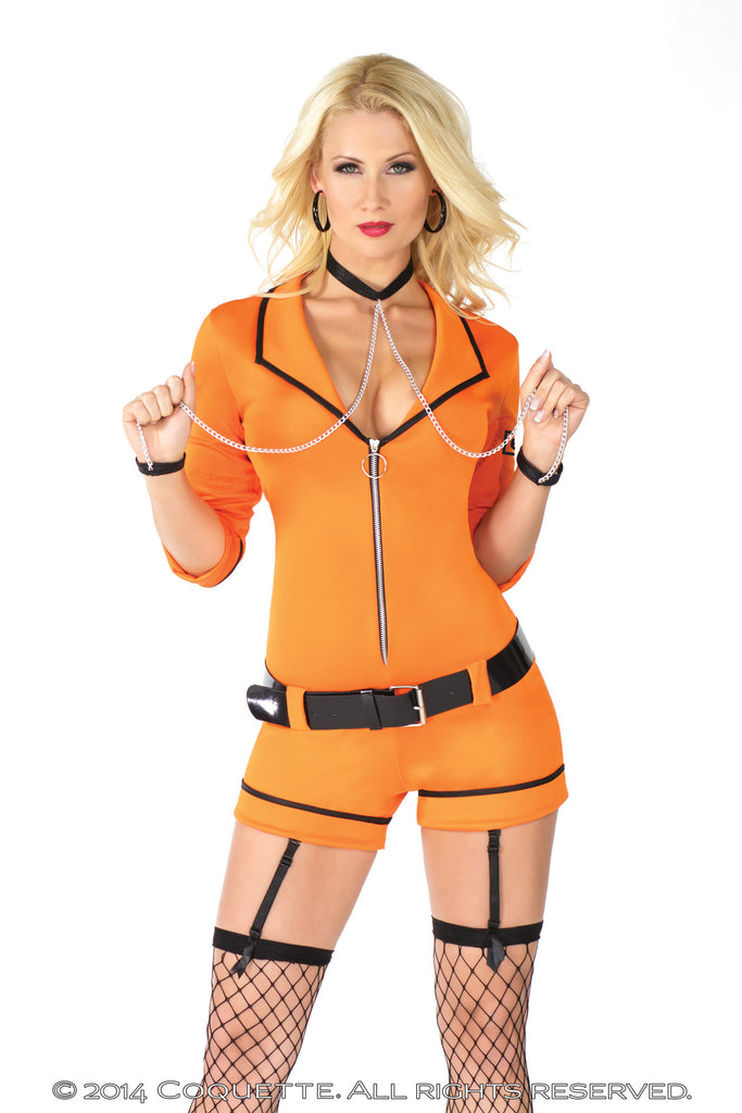 Coquette Inmate -  Halloween - Spot of Delight - 1