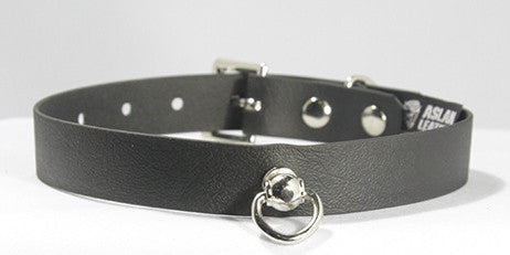 Aslan Leather Vegan Princess Collar -  Collars - Spot of Delight