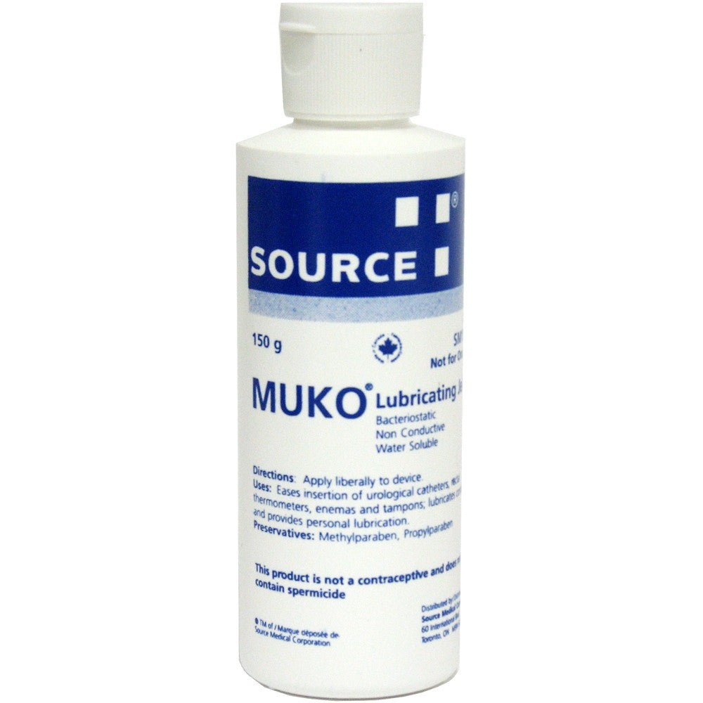 Source Medical Muko Lubricant -  Lubricant - Spot of Delight