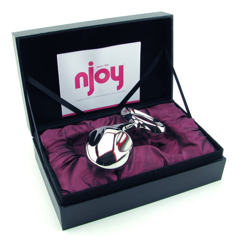 njoy Pure Plug 2.0 -  Plugs - Spot of Delight - 1