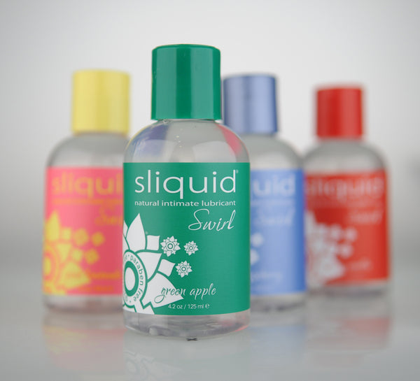 Sliquid Swirl Flavoured Lubricant -  Lubricants - Spot of Delight - 1