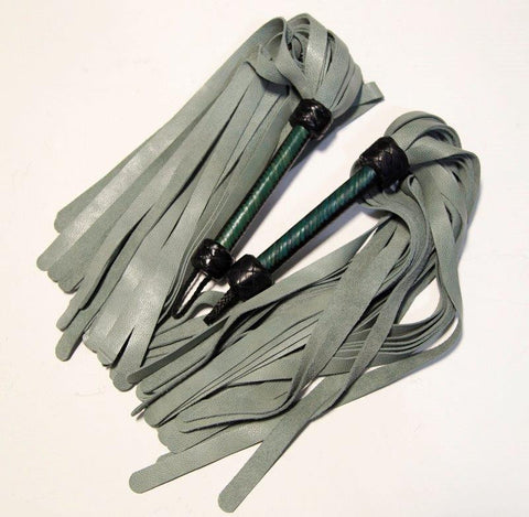 Spot of Delight Identical Twin Floggers -  Floggers - Spot of Delight - 1