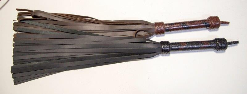 Spot of Delight Fraternal Twin Floggers -  Floggers - Spot of Delight - 1