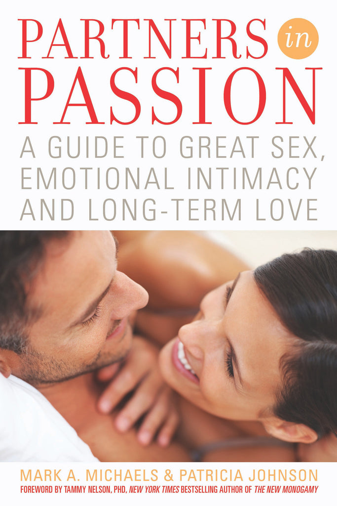 Mark A. Michaels & Patricia Johnson Partners in Passion -  Books - Spot of Delight