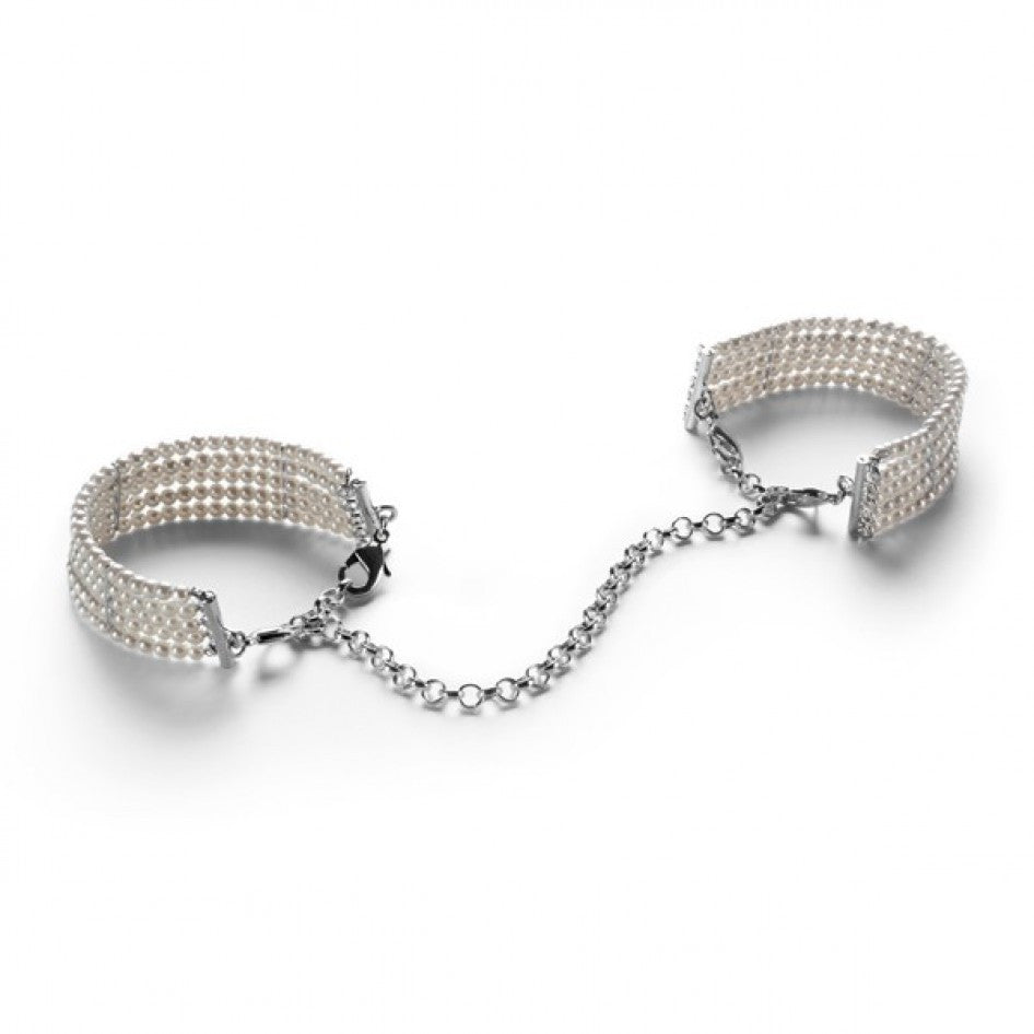 Bijoux Indiscrets Plaisir Nacre Handcuffs -  Jewellery - Spot of Delight