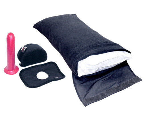 Sportsheets Bullet Holder Cushion with Vibe -  Sexual Position Aids - Spot of Delight - 2
