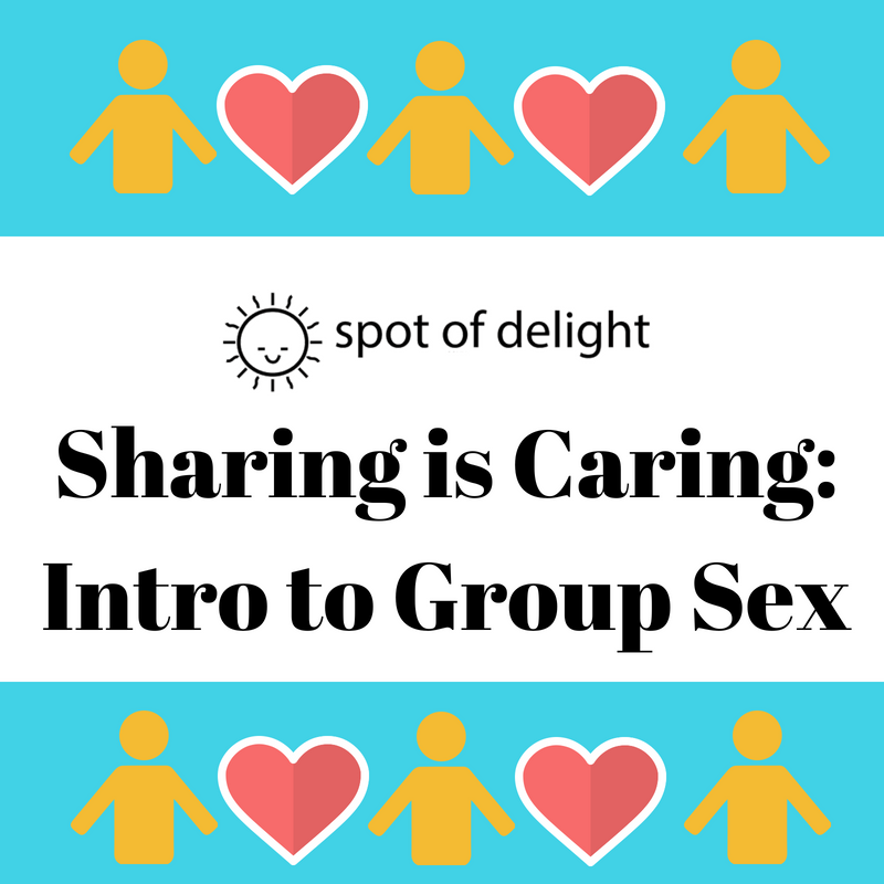 Sharing is Caring: Threesomes and Moresomes