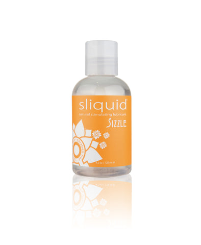Sliquid Sizzle Cooling/Warming Lubricant - 125 mL/4.2 oz Lubricants - Spot of Delight