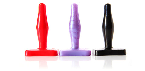Tantus Little Flirt -  Plugs - Spot of Delight - 1