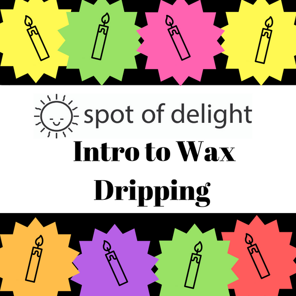 Intro to Hot Wax and Candle Play