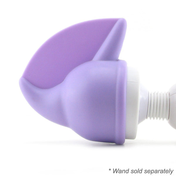 XR Brands Hitachi Magic Wand Attachment - Flutter -  Attachments - Spot of Delight - 2