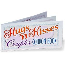Hugs 'n Kisses Couples Coupon Book