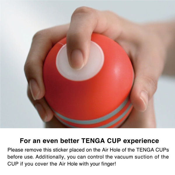 Tenga Air Cushion Cup Regular -  Male Strokers - Spot of Delight - 5