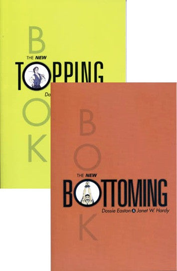Dossie Easton & Catherine A. Liszt The New Topping Book -  Books - Spot of Delight - 2