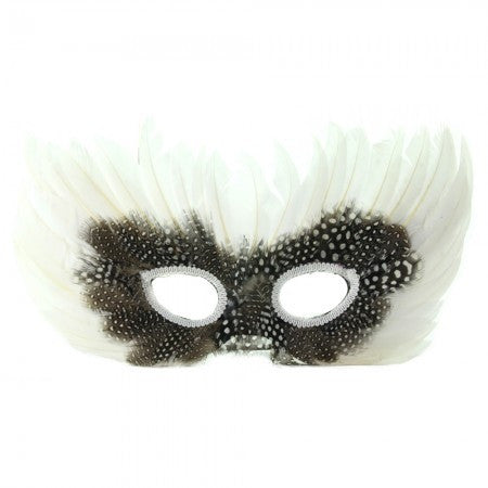 California Exotics Feather Mask -  Costumes - Spot of Delight