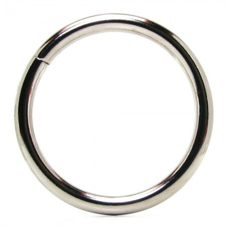 Blueline Men Steel Cock Ring -  Cock Rings - Spot of Delight