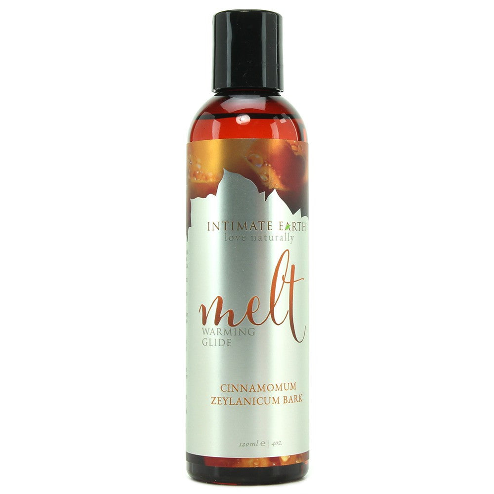 Intimate Organics Melt Warming Lubricant - 120 mL/4 oz Lubricants - Spot of Delight