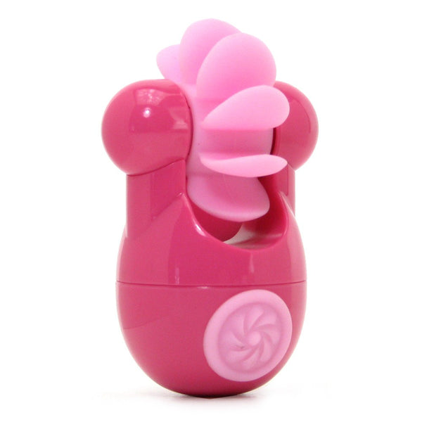 Love Honey Sqweel Go - Pink Clitoral Vibrators - Spot of Delight - 3