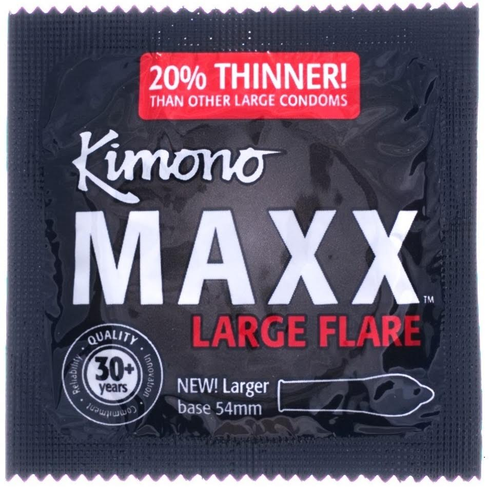 MAXX Large Flare Ultra Thin