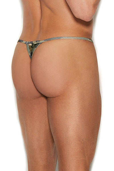 Moonlight Camo G-String