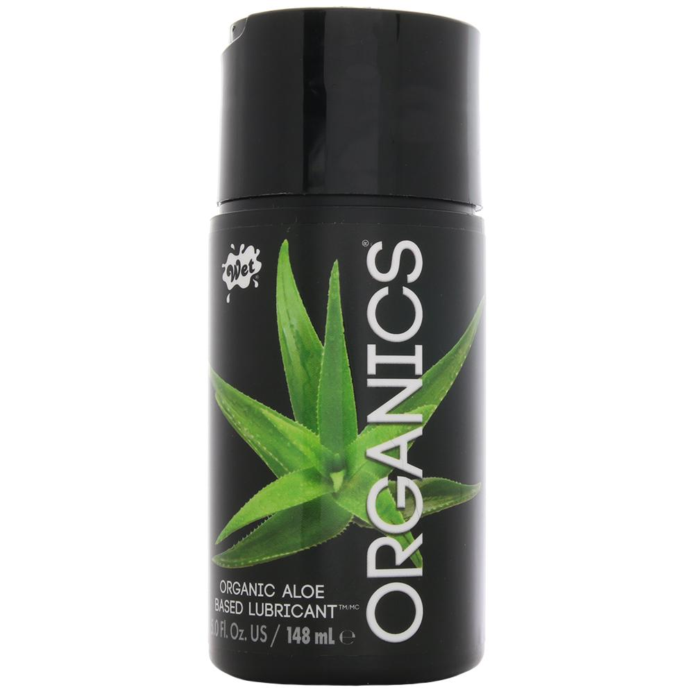 Wet Organics Lube Sample