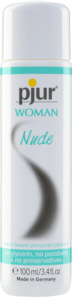 pjur Woman Nude Water-Based Lubricant